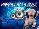 Happy Catty Music Room