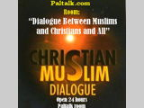 Dialogue Between Muslims And Chris...